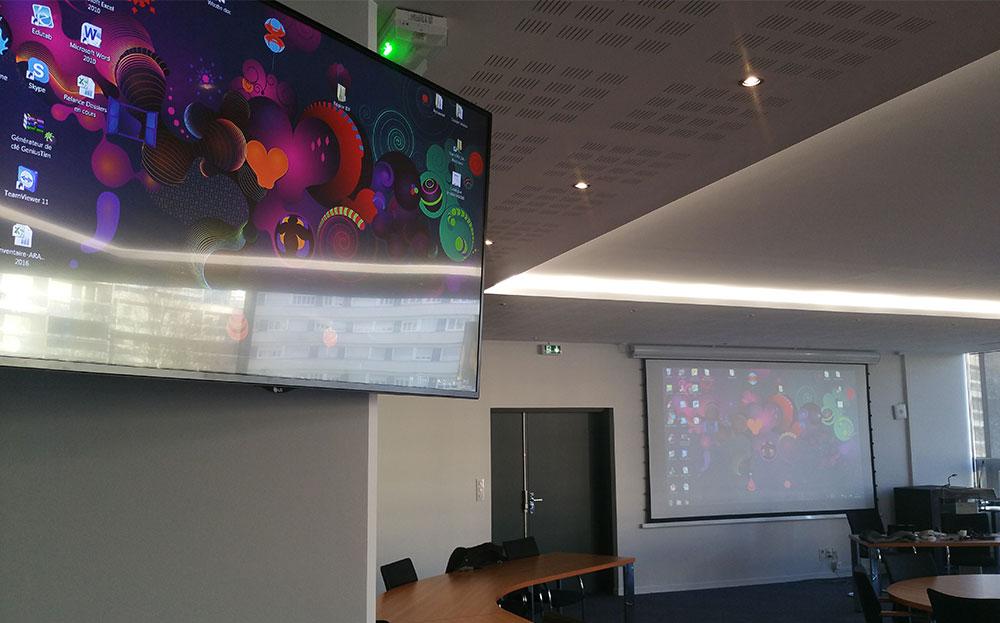 salles collaboratives